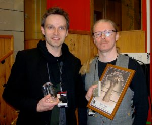 Vork og Harksen på Krimimessen 2015